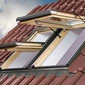 Kopplungsmodul profiliertes Dach
