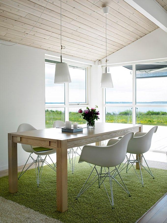Fenster in der Holz-Alu-Kombination